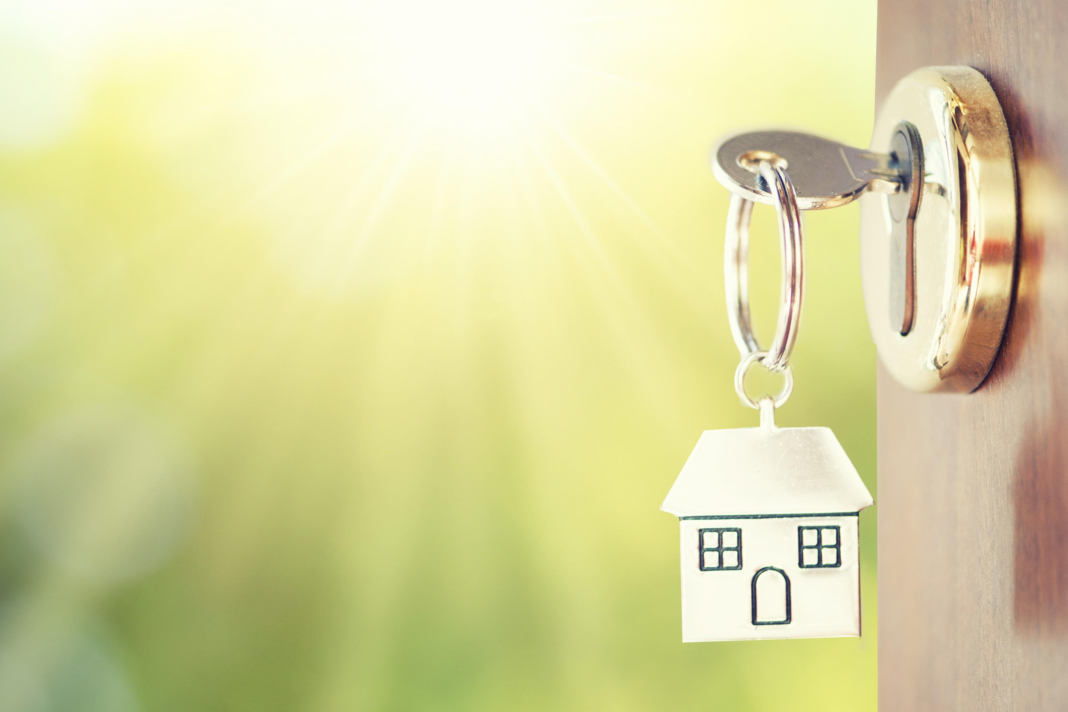Pourquoi choisir une construction clé sur porte?