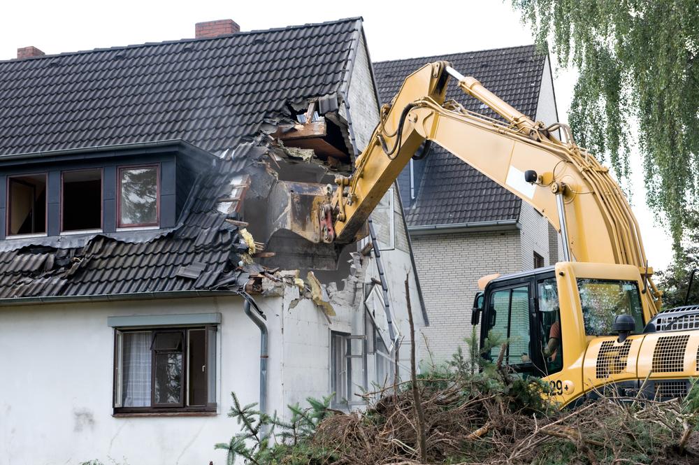 Een verlaagd btw-tarief voor afbraak en heropbouw